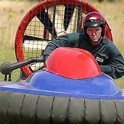 Gift Experiences - Hovercraft Blast for Two