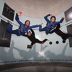 Gift Experiences - Indoor Skydiving for Two