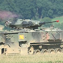 Gift Experiences - Tank Paintball Battle