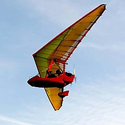 Gift Experiences - 20 Minute Microlight Flight