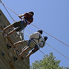 Gift Experiences - Half Day Rock Climbing Experience for Two