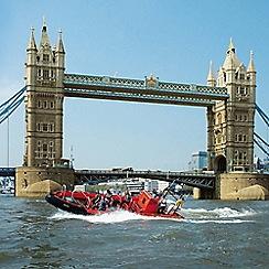 Gift Experiences - RIB Tour of London