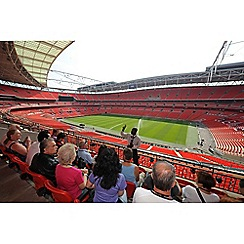 Gift Experiences - Tour of Wembley Stadium for One Adult and One Child
