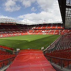 Gift Experiences - Adult Tour of Old Trafford for Two