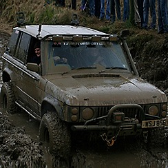 Gift Experiences - Off Road Taster Driving Session