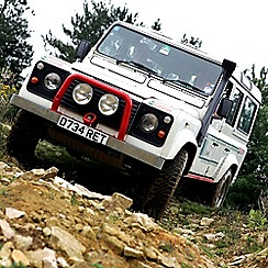 Gift Experiences - Half Day Off Road Driving
