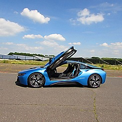 Gift Experiences - BMW i8 Experience