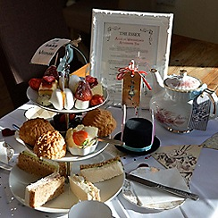 Gift Experiences - Alice in Wonderland Afternoon Tea for Two
