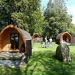 Gift Experiences - One Night Camping Pod Break For Two