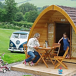 Gift Experiences - Family Camping Break