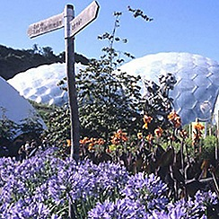Activity Superstore - Eden Project Entrance gift experience day for 2