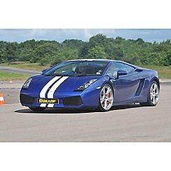 Activity Superstore - Lamborghini Thrill gift experience