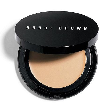 Bobbi Brown - Moisturizing Cream Compact Foundation - Warm Honey