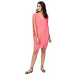 Beach Collection - Coral cocoon kaftan