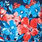 Mantaray - Blue printed board shorts Alternative 2