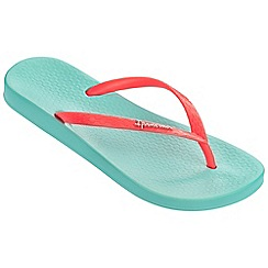 Ipanema - Tropical mint flip flops