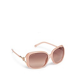 Lipsy - Pink square sunglasses