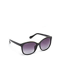 Lipsy - Black cat eye sunglasses