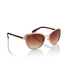 Lipsy - Rose cat eye sunglasses