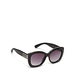 Red Herring - Black cat eye sunglasses