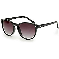 Bloc - Jasmin - shiny black sunglasses