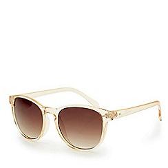 Bloc - Jasmin   Shiny crystal pink sunglasses