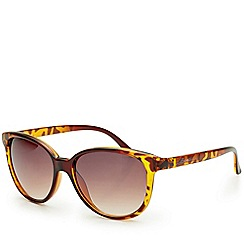 Bloc - Flo - shiny tortoiseshell sunglasses