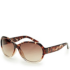Bloc - Poppy   Shiny graduated tortoiseshell sunglasses