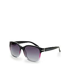 Bloc - Lilly - shiny black purple fade sunglasses