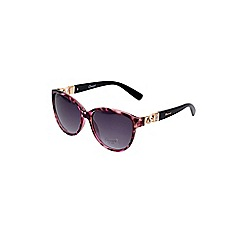 Gionni - Purple cat eye sunglasses