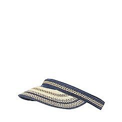 Mantaray - Natural stripe visor