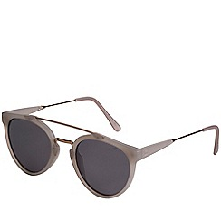 Pilgrim - Elena rose gold sunglasses