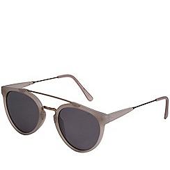 Pilgrim - Elena rose gold sunglasses
