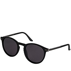 Pilgrim - Ellie black sunglasses