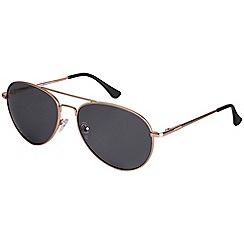 Pilgrim - Willow rose gold sunglasses