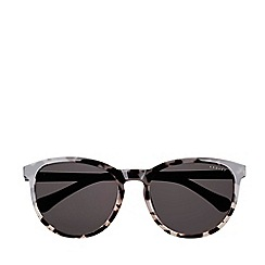 Radley - Radley - grey tort leather detail 'Tulip' sunglasses