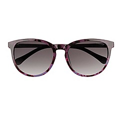 Radley - Radley - purple tortl leather detail 'Tulip' sunglasses