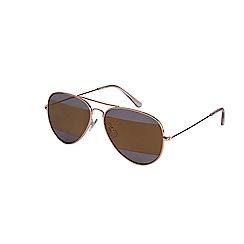 Pilgrim - Emilia silver plated multi sunglasses