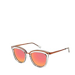 Le Specs - Modern cat eye sunglasses