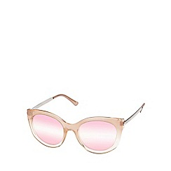 Seafolly - Cat eye sunglasses with metal temples