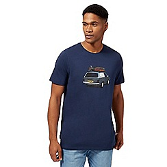 Animal - Navy 'Woody' t-shirt