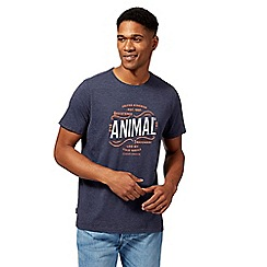 Animal - Navy 'Bennet' t-shirt