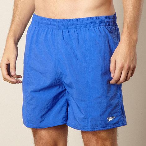 Speedo - Blue swimming shorts