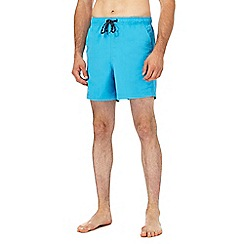 Maine New England - Big and tall blue swim shorts