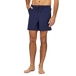 Maine New England - Navy swim shorts