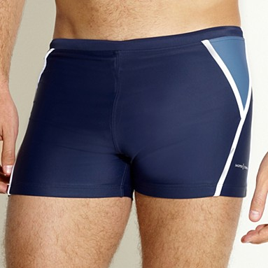 Navy 'Jasper' trunks