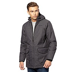 Animal - Grey hooded twill jacket