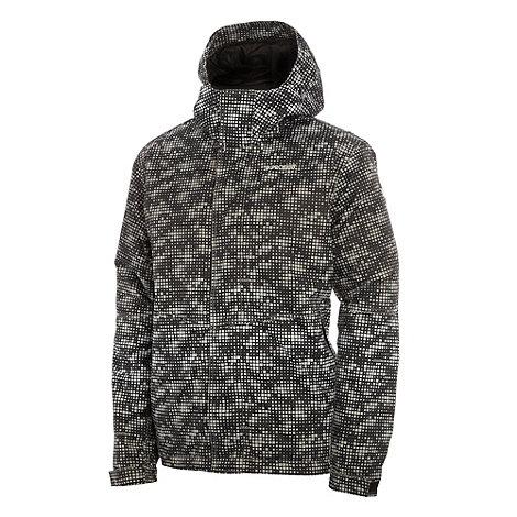 Protest - Grey pixel print jacket - size XL