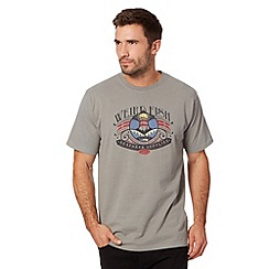 Weird Fish - Grey seafarer t-shirt