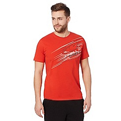 O'Neill - Red logo print t-shirt